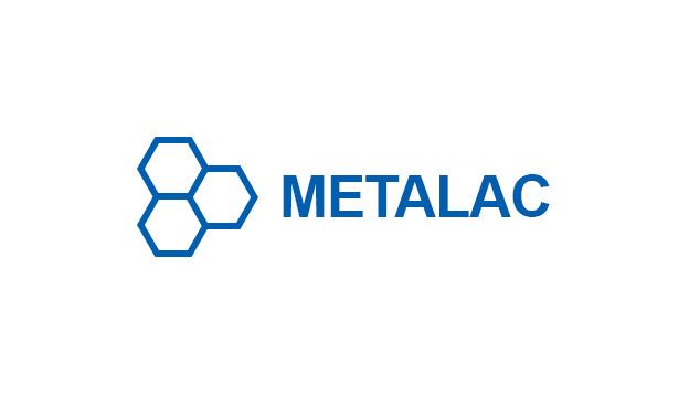 Logotipo Metalac