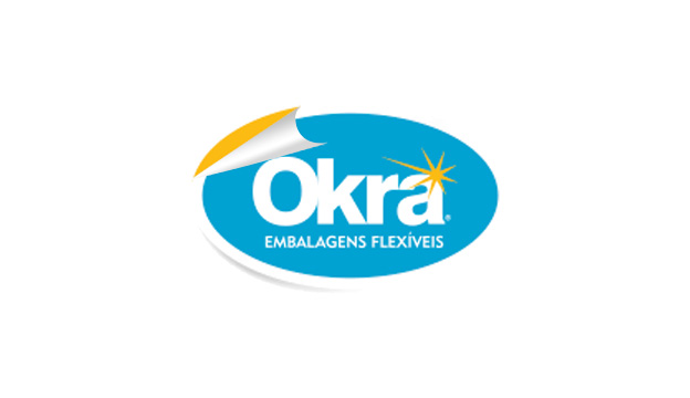 Logotipo Okra Embalagens